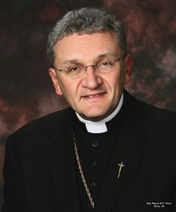 Most Reverend Bishop David A. Zubick
