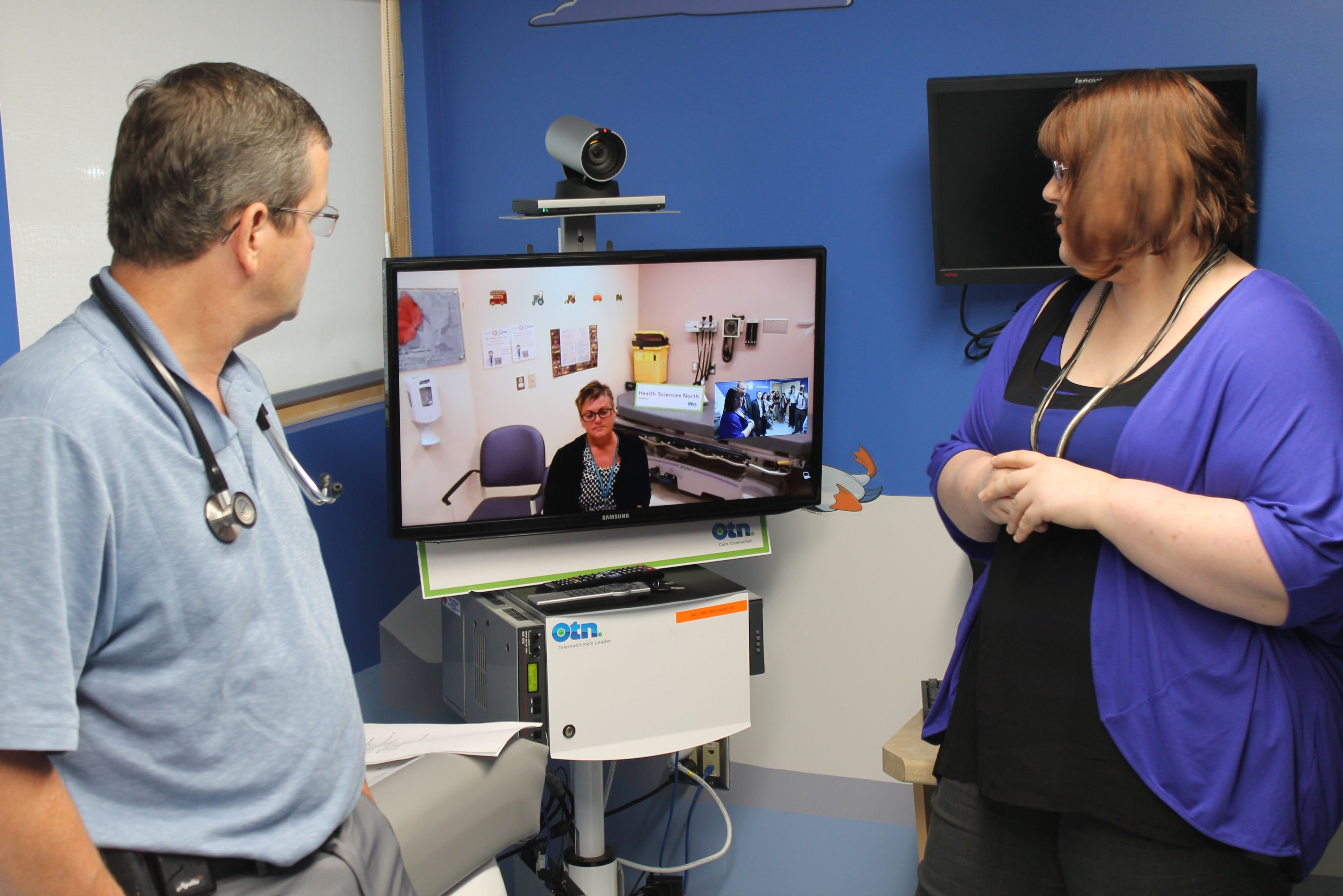 telemedicine and technology used to improve healthcare quality and access